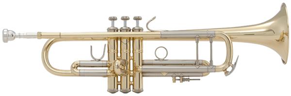 V.Bach 180ML43/25 GL 【Bb トランペット】