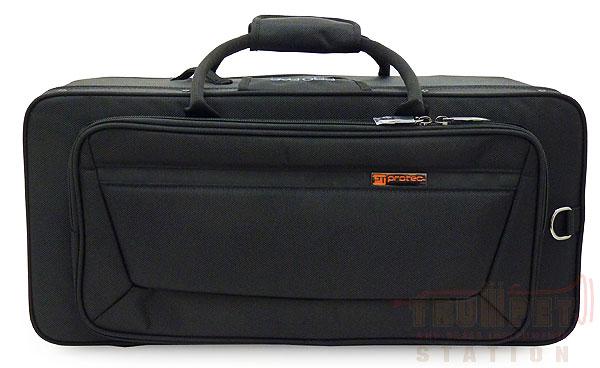 PROTEC ダブルセミハードトランペット用ケース IP-301D (ブラック)