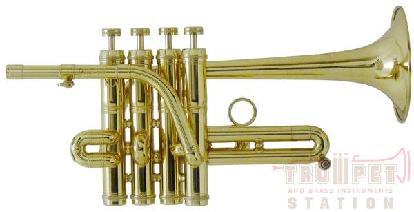 CAROL BRASS N7775 CL 【High B♭/A ピッコロ・トランペット】