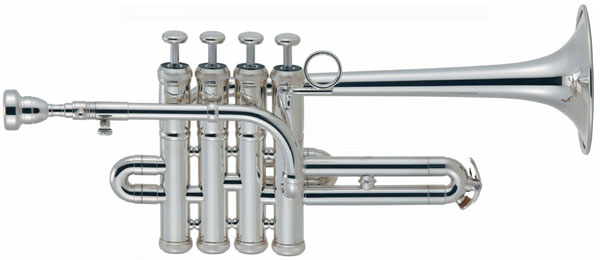 Brasspire unicorn BPTRP-1200S【High B♭/A ピッコロ・トランペット】