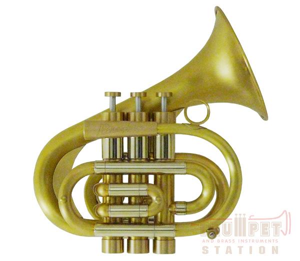 Brasspire P7【Bb ポケット トランペット】
