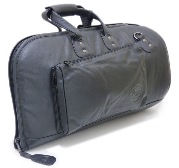 GARD BAGS シングルフリューゲル用ケース (レザー・ブラック)
