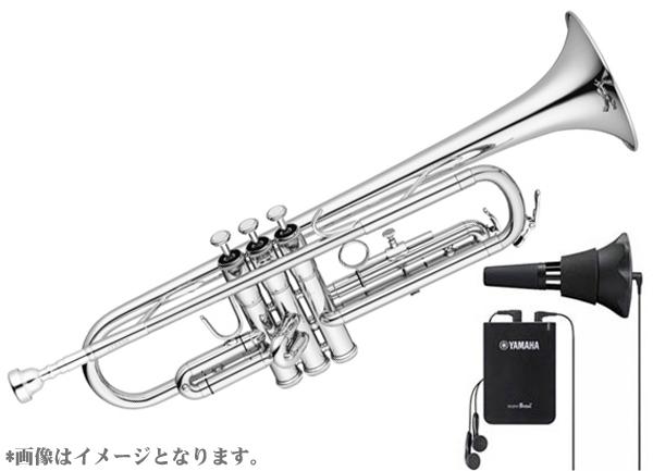 【お買い得☆サイレントブラスセット SB7X】 JUPITER JTR500S 【Bb トランペット】