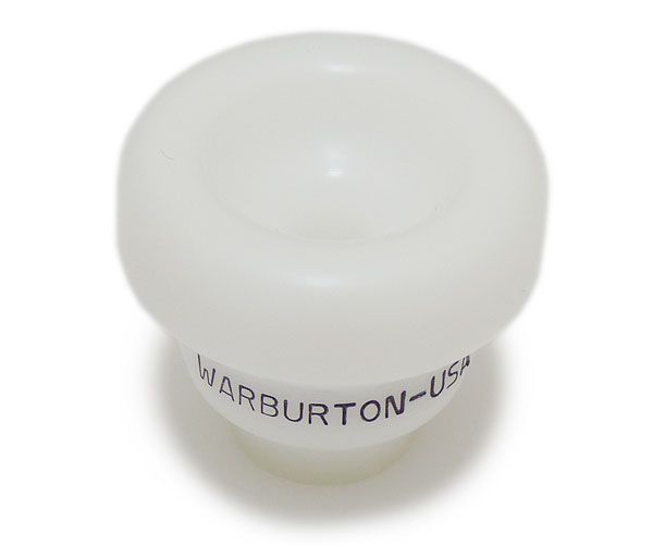 Warburton トップ Delrin Series 【トランペット用マウスピース】