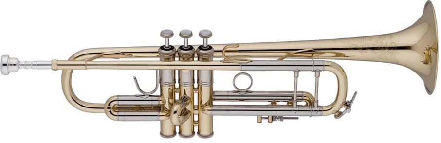 V.Bach New 50th Anniversary 43 GL【Bb トランペット】