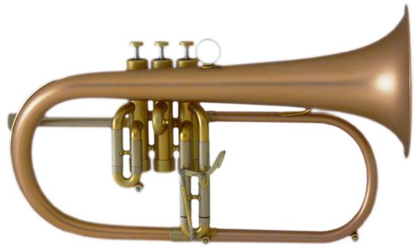 Brasspire 933 1b MGL【Bb フリューゲル ホルン】