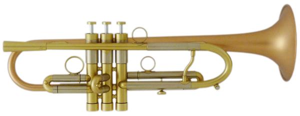 Brasspire 916 2r-1b MGL【Bb トランペット】