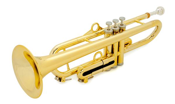 pInstruments pTrumpet hyTech Gold 【プラスチック製 トランペット】