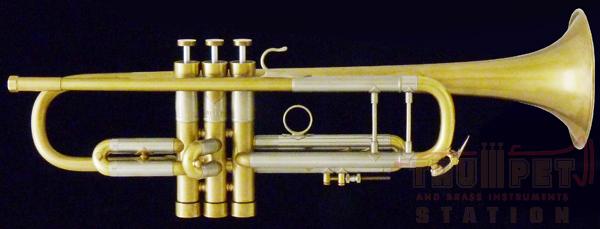 【↓↓プライスダウン↓↓】【中古】Early Elkhart Bach Stradivarius M 38 #31**5 【Bb トランペット】