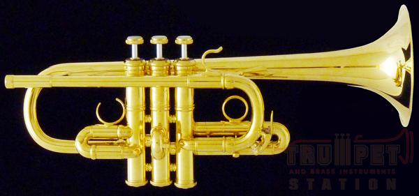 【↓↓プライスダウン↓↓】【中古】V.Bach AE190 GP #A4**0 【Eb トランペット