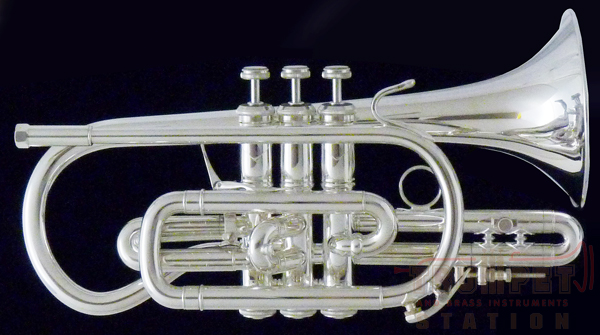 【中古】V.Bach 184L GBS #517**9 【Bb コルネット】
