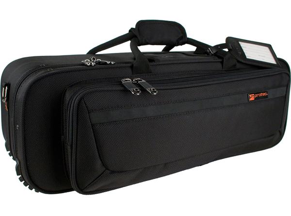 PROTEC トランペット用 シングル セミハードケース PB-301SCL (ブラック)