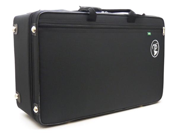 MB クワッドケーストランペット用ケース (ブラック) MB04