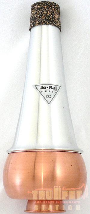 Jo-Ral バブルミュート FLU-10C【フリューゲルホルン用】