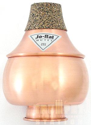 Jo-Ral バブルミュート コパー TPT-2C【トランペット用】