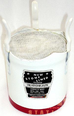 New 18%OFF Stone Lined ベルベット トーン バケット トランペット用 4 1 108 お得 2″ベル