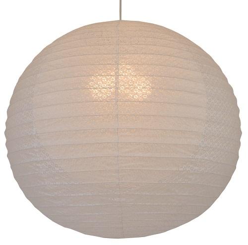彩光デザイン 和紙 ペンダントライト 照明 二重提灯 3灯 梅 小梅 しろ 白 ホワイト white SPN3-1103 小梅白 in 小梅白
