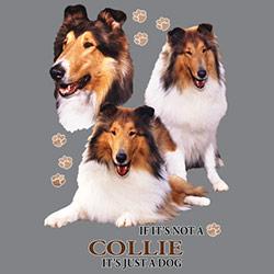 コリー柄のスウェットフルジップパーカーです。(集合2)ドッグ 犬プリント オーナーズグッズ ギフト オフ会