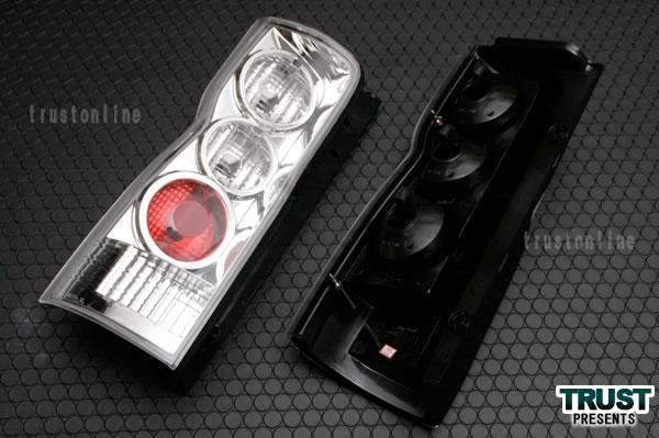商队尾巴 E25 系列尾巴灯旅行车 LED 欧元尾巴清除日产尼桑