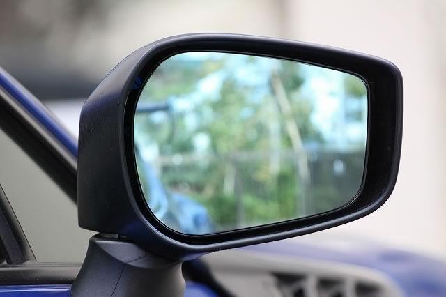 YR-ADVANCE 86 ZN6 BRZ ZC6 ブルーレンズ ミラー ヒーデットドアミラー用[トヨタ toyota ハチロク subaru スバル YR ADVANCE パーツ カスタム カスタマイズ 外装 ブルー レンズ ミラー ヒーデット ドアミラー]