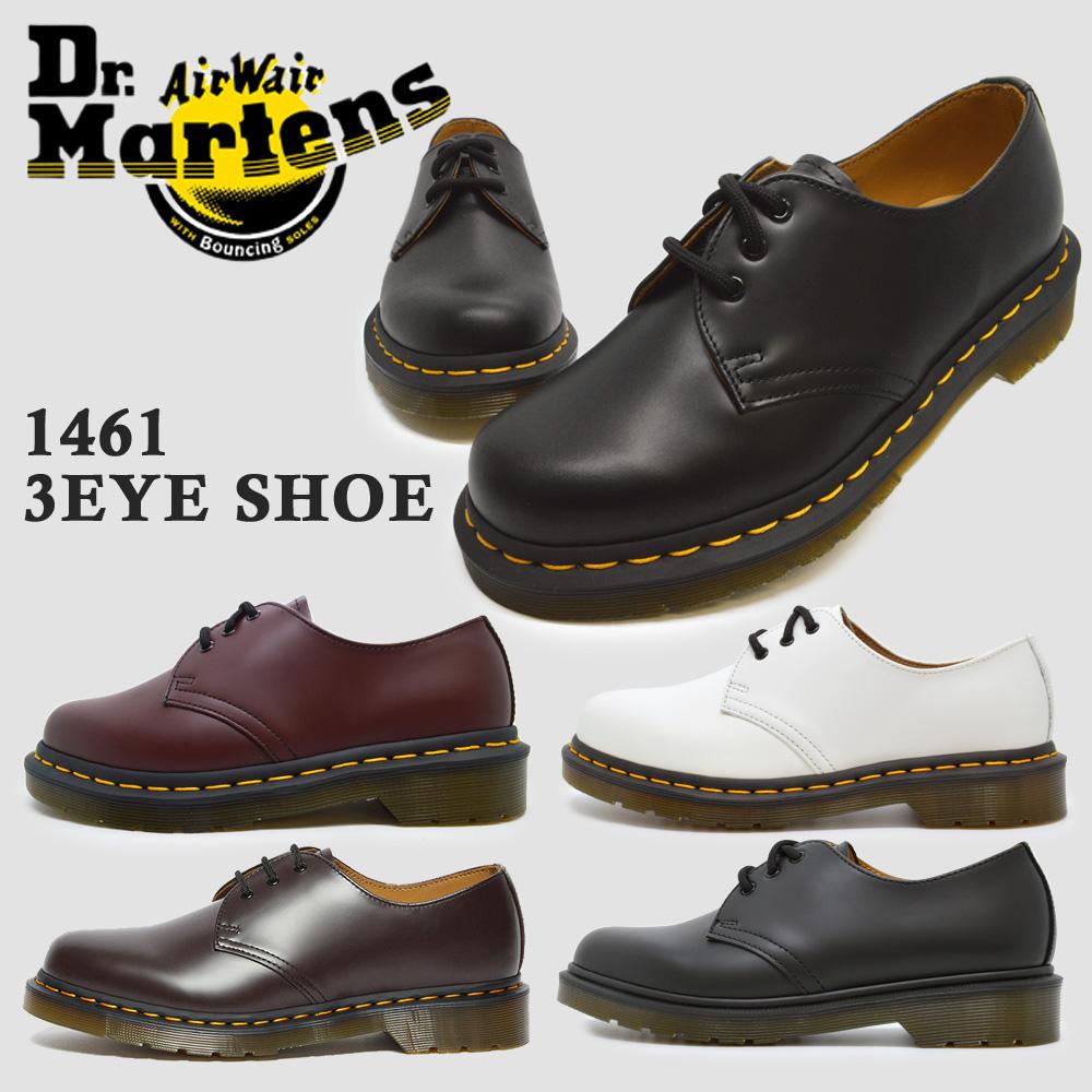 【期間限定タイムセール!】ドクターマーチン 正規品 Dr.Martens 1461 59 3ホール メンズ レディース CORE 1461 59 3EYE SHOE 10085001 10085600