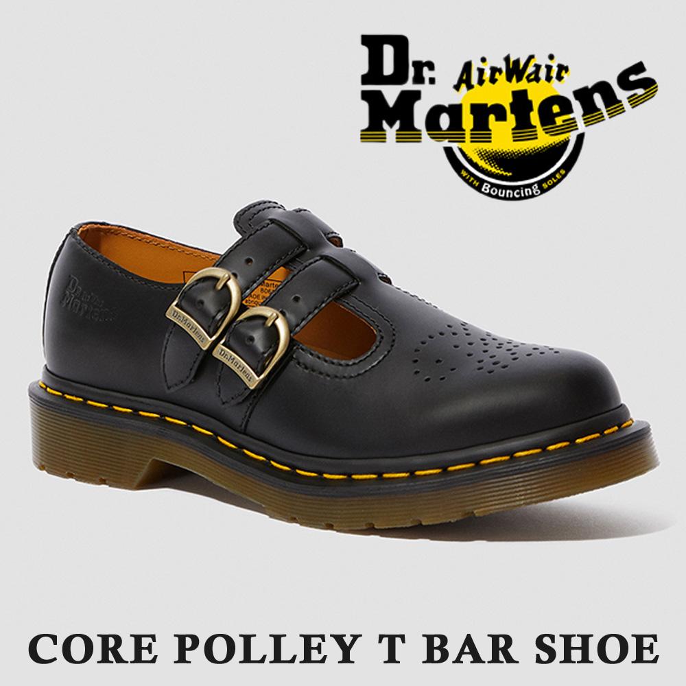 Dr.Martens ドクターマーチン 12916001 CORE 8065 MARY JANE コア 8065 メリー ジェーン ユニセックス メンズ レディース ローシューズ ベルト レザー 皮靴 本革 男女兼用 プレゼント ギフト