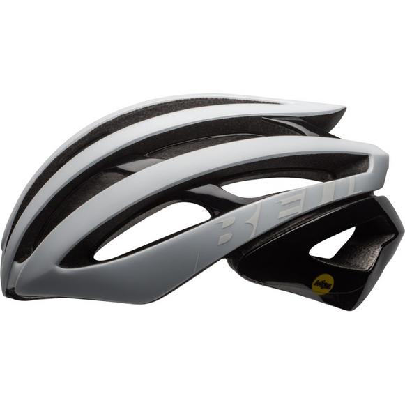 【送料無料】 BELL(ベル) ヘルメット ゼファー ミップス マットホワイト/ブラック Mサイズ
