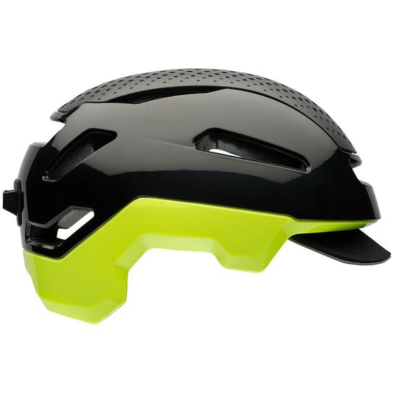 【送料無料】 BELL(ベル) ヘルメット ハブ ブラック/レティーナシア Lサイズ