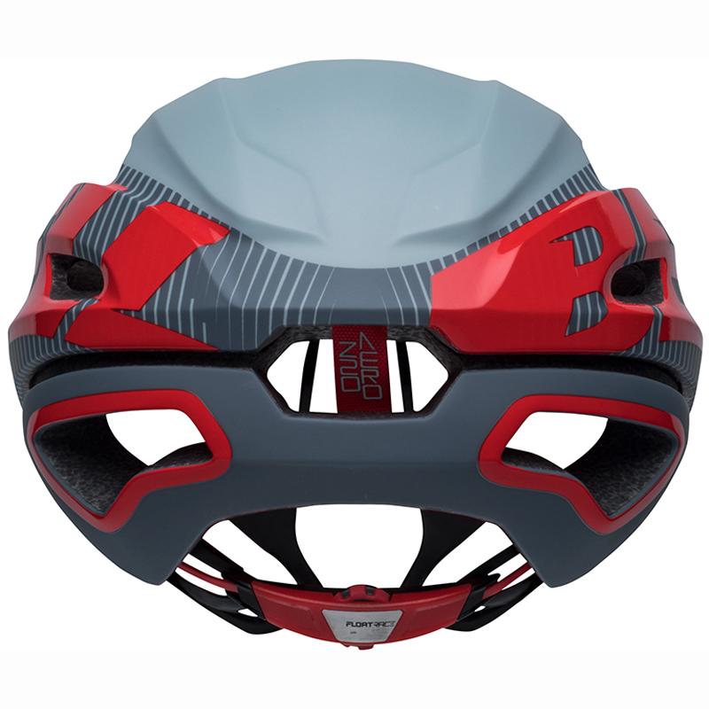 送料無料 BELL(ベル) ヘルメット ロードレース Z20 エアロ ミップス グレー/クリムゾン S 19