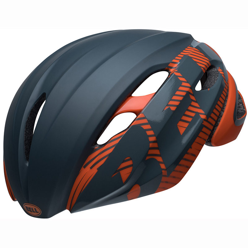 送料無料 BELL(ベル) ヘルメット ロードレース Z20 エアロ ミップス スレート/オレンジ L 19