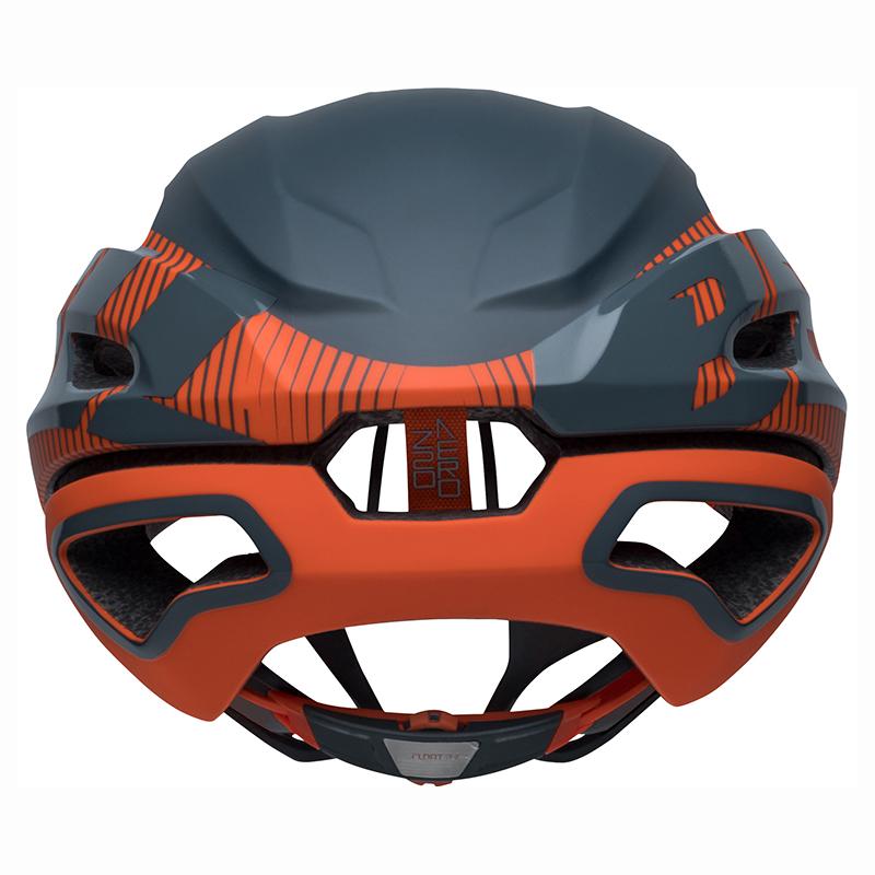 【キャッシュレス5%還元対象店】送料無料 BELL(ベル) ヘルメット ロードレース Z20 エアロ ミップス スレート/オレンジ M 19