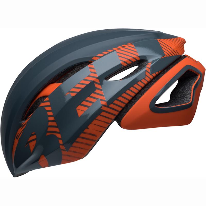 送料無料 BELL(ベル) ヘルメット ロードレース Z20 エアロ ミップス スレート/オレンジ S 19