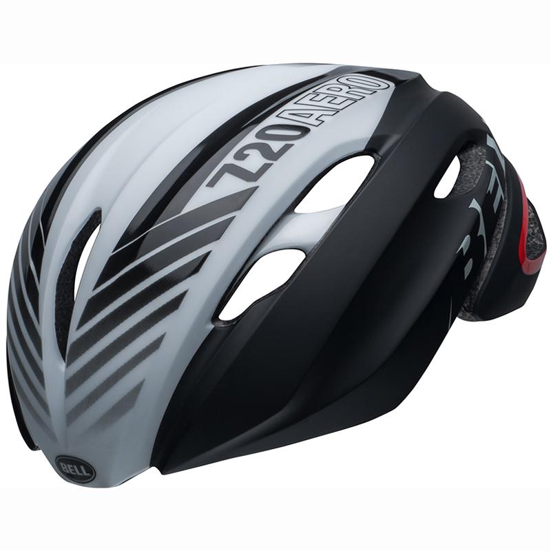 送料無料 BELL(ベル) ヘルメット ロードレース Z20 エアロ ミップス ブラック/ホワイト/クリムゾン L 19