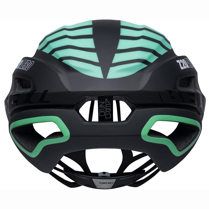 送料無料 BELL(ベル) ヘルメット ロードレース Z20 エアロ ミップス ブラック/ミント/ホワイト M 19