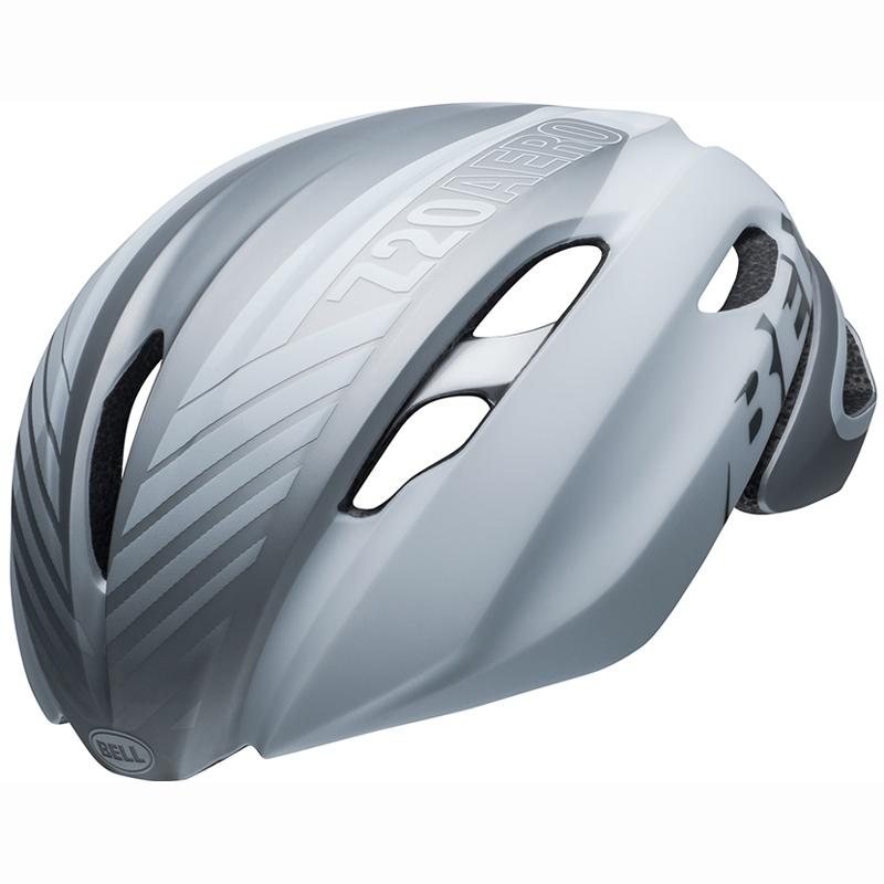 送料無料 BELL(ベル) ヘルメット ロードレース Z20 エアロ ミップス ホワイト/シルバー L 19