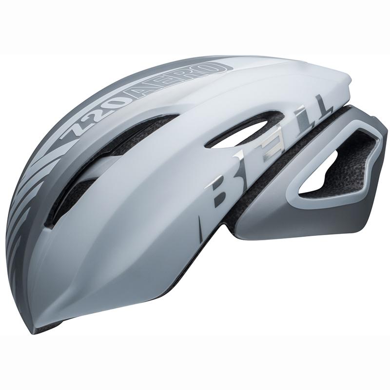 送料無料 BELL(ベル) ヘルメット ロードレース Z20 エアロ ミップス ホワイト/シルバー M 19
