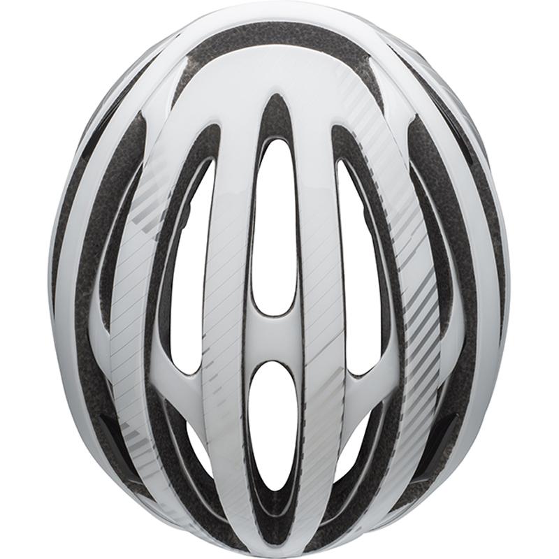 送料無料 BELL(ベル) ヘルメット ロードレース Z20 ミップス シルバー/ホワイト S 19