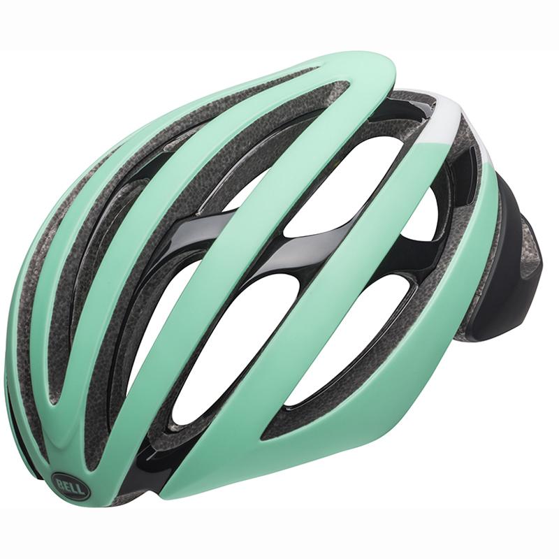 送料無料 BELL(ベル) ヘルメット ロードレース Z20 ミップス ブラック/ホワイト/ミント L 19