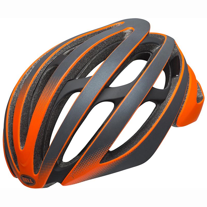 送料無料 BELL(ベル) ヘルメット ロードレース Z20 ミップス マットオレンジ/ブラック ゴースト L 19