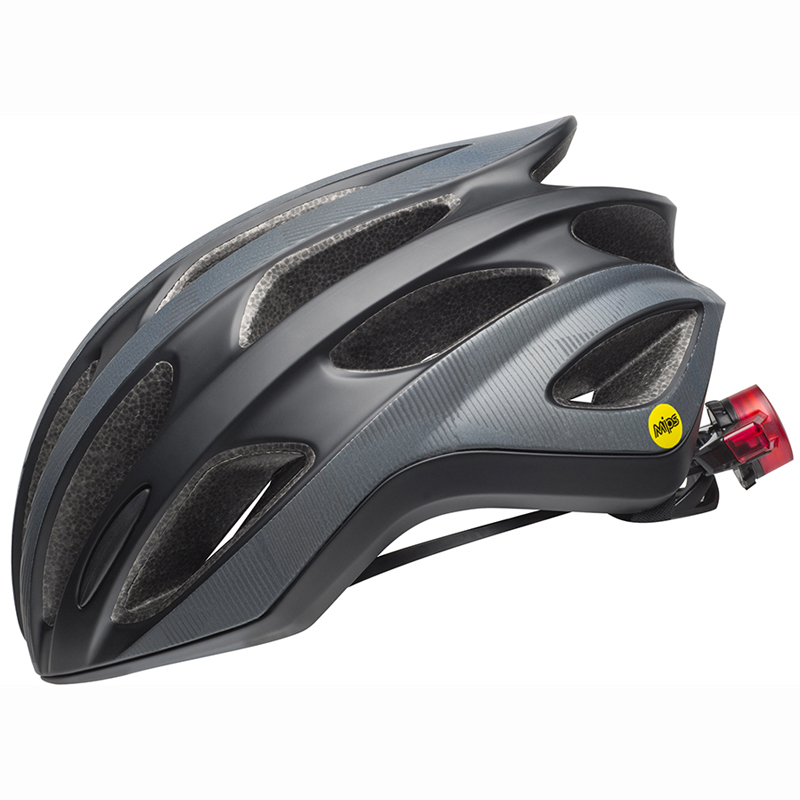 送料無料 BELL(ベル) ヘルメット ロードレース フォーミュラ LED ミップス ゴースト/マットブラック M 19