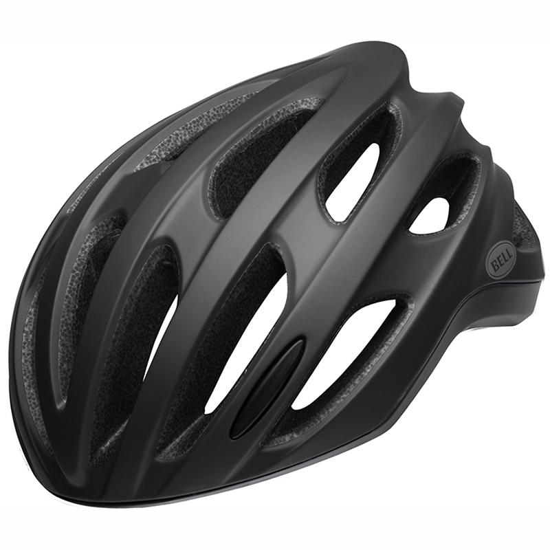 送料無料 BELL(ベル) ヘルメット ロードレース フォーミュラ LED ミップス マットブラック L 19