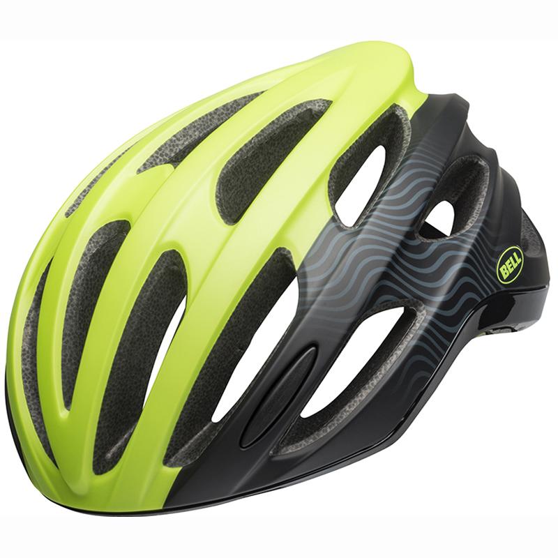 送料無料 BELL(ベル) ヘルメット ロードレース フォーミュラ ミップス グリーン/ブラック L 19