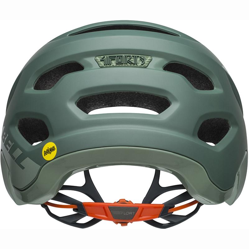 送料無料 BELL(ベル) ヘルメット マウンテンバイク 4フォーティー ミップス マット/グロス グリーン M 19