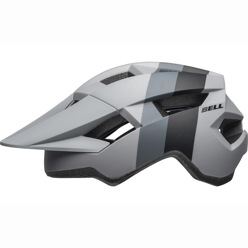 【キャッシュレス5%還元対象店】送料無料 BELL(ベル) ヘルメット BMX スパーク マット グレー/ガンメタル UA 19