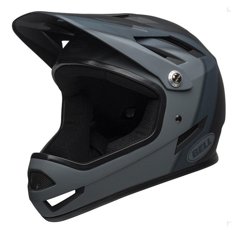 送料無料 BELL(ベル) ヘルメット マウンテンバイク サンクション マット ブラック プレゼンス M 19