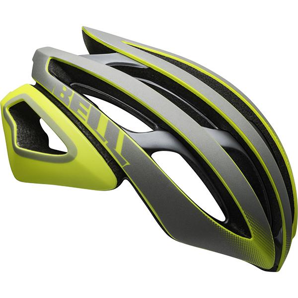 送料無料 BELL(ベル) 自転車用ヘルメット ロードレース Z20 ゴースト ミップス ハイヴィズ L 20