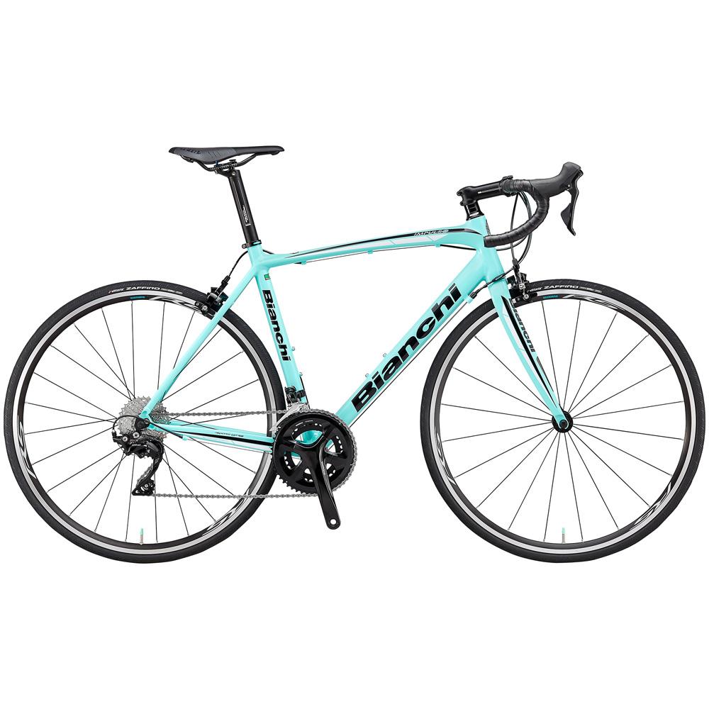 即納可能 送料無料 BIANCHI(ビアンキ) ロードバイク IMPULSO 105 53サイズ CK16 【2019年モデル】【完全組立済自転車】【北海道、九州、沖縄、離島は送料別】
