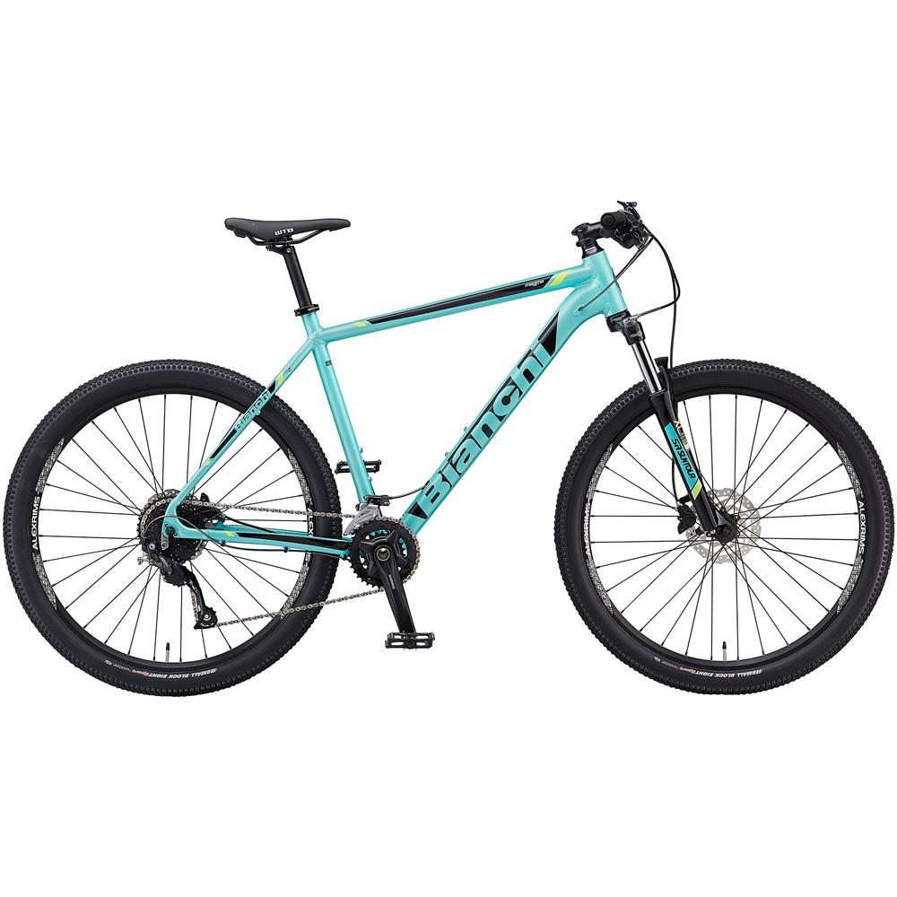 【即納可能】 BIANCHI(ビアンキ) マウンテンバイク MAGMA29.0 38 CK16 【2019年モデル】【完全組立済自転車】
