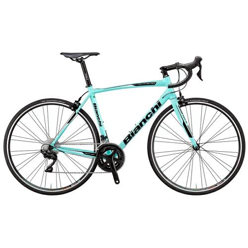 【即納可能】BIANCHI(ビアンキ) ロードバイク VIA NIRONE 105 CK16 50サイズ 【2019年モデル】【完全組立済自転車】
