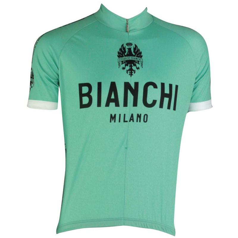 ビアンキ(BIANCHI) 男性用ウェア 半袖サイクルジャージ PRIDE BIANCHI Lサイズ